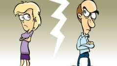 Расторжение брака: раздел имущества через суд