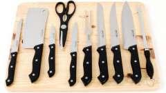 Разделочные ножи для мяса. Ножи для обвалки и разделки мяса