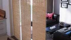 Раздвижные перегородки в комнате – лучший способ зонирования помещения