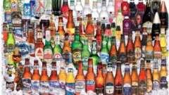 Разнообразные виды пива