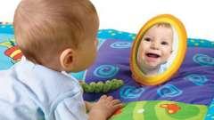 Развивающие коврики для новорожденных своими руками: что надо знать