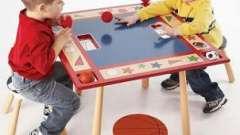 Развивающий столик для детей. Веселая суперигрушка