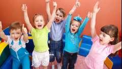 Развлечение на 8 марта в детском саду: сценарий праздника, поздравления