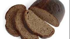 Рецепт черного хлеба для хлебопечки - быстро и вкусно