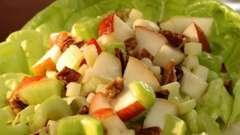 Рецепт корневого сельдерея: оригинальные салаты