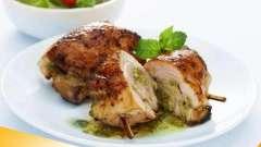 Рецепт куриных бедер без кости: советы по приготовлению