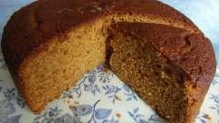 Рецепт медового бисквита: вкусно и быстро