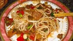 Рецепт от сталика ханкишиева: готовим плов и лагман