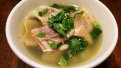 Рецепт супа из гуся. Как вкусно приготовить это блюдо