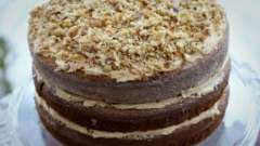 Рецепт торта «наташа». Торт «наташа» со сметаной или сгущенкой