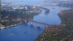 Река днепр – красивейшая река