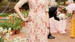 Ретро платья – модный «привет» из прошлого