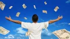 Ритуал и обряд на привлечение удачи и денег