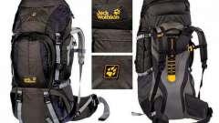 Рюкзаки jack wolfskin сделаны для туристов