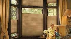 Рулонные шторы светонепроницаемые - эксплуатация и уход