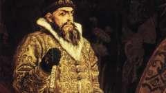 Русские цари. Хронология. Российское царство