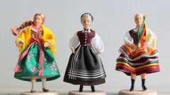 Русские народные куклы своими руками