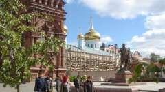 Русский классицизм как стиль архитектуры