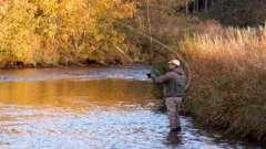 Рыбалка в апреле. Когда и на что лучше ловить рыбу?