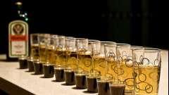 С чем, когда и как пить ягермастер – популярный немецкий ликер