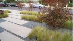 Садовая дорожка из бетона своими руками: инструкция, отзывы, фото. Состав бетона для садовых дорожек