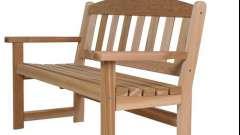 Садовая скамейка из дерева своими руками: чертежи. Садовые скамейки своими руками из металла и дерева
