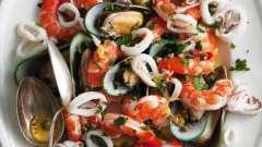 """Салат """"морской бриз"""": рецепт, способ приготовления и отзывы"""
