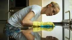 Салфетки для уборки дома. Их виды и достоинства