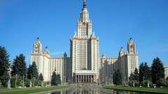 Самая большая башня россии: описание и фото