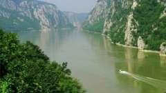 Самая длинная река евразии. Описание и характеристики