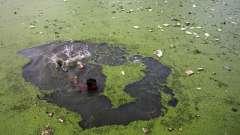 Самая грязная река в мире. Самые грязные реки россии