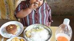 Самая толстая девочка в мире