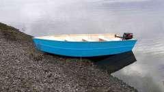 Самодельные лодки для рыбалки и отдыха