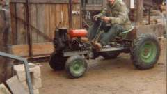Самодельный трактор своими руками: инструкция, чертежи