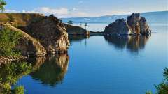 Самое глубокое озеро в евразии: характеристика байкала