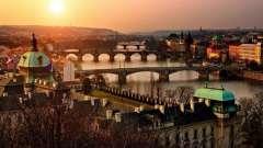 Самые красивые мосты праги. Карлов мост: легенда