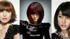 Самые модные стрижки боб на средние волосы