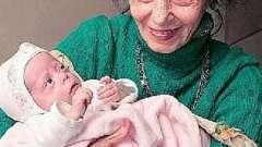 Самые старые мамы в мире: статистика говорит об их почтенном возрасте