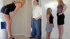 Самые высокие женщины в мире – кто они?