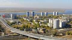 Самый длинный город в россии. Топ-10 самых протяженных городов страны