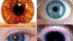 Самый редкий цвет глаз - какой он?