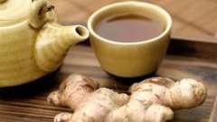 Секреты восточных красавиц. Как приготовить имбирный чай для похудения?