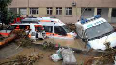 Сентябрьское наводнение: турции грозят большие убытки и спад экономики