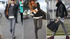 Серые джинсы для мужчин и женщин