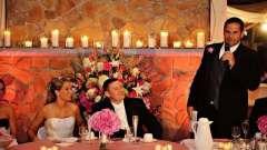 Шафер - это правая рука жениха на свадьбе