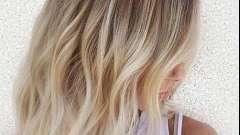 """Шатуш на светлые волосы: фото """"до"""" и """"после"""""""