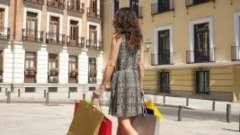 Шоппинг в испании: основные особенности