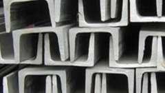 Швеллер стальной - один из самых распространенных видов металлопроката