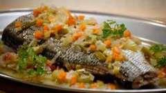 Сибас, запеченный в фольге: удивительно вкусно и невероятно полезно