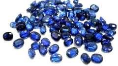 Синие камни. Драгоценные сапфиры и их свойства